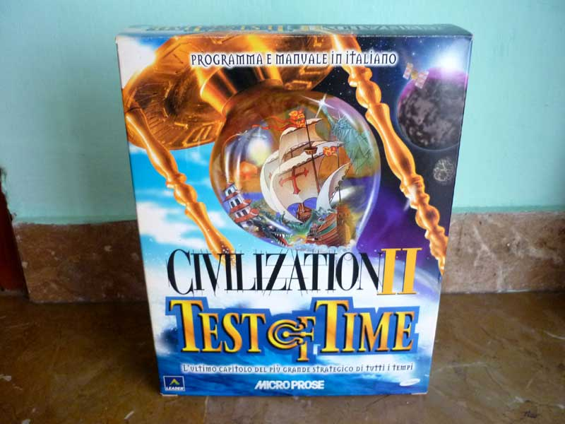 Civilization II - Test Of Time - ITA