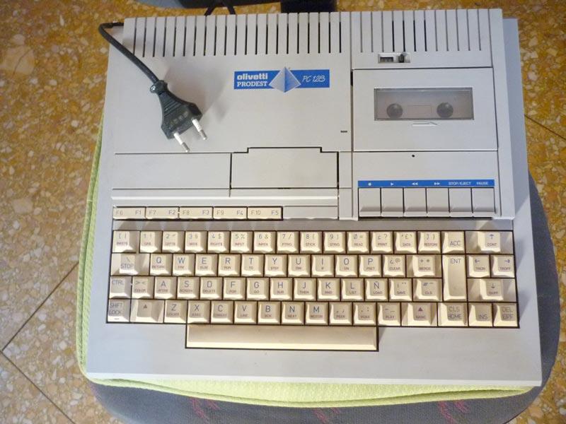 Olivetti PRODEST - PC 128