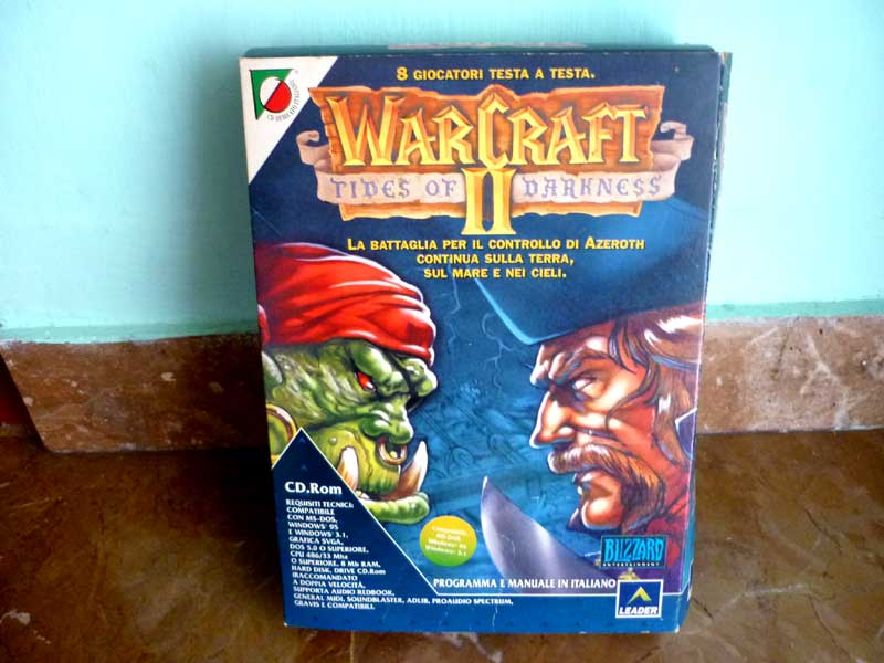 Warcraft II - Tides of Darkness - ITA